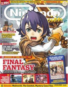 Nintendo Accion N°195 [PDF]