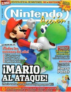 Nintendo Accion N°200 [PDF]