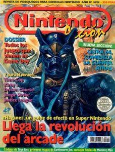 Nintendo Accion N°31 – Año 4 [PDF]