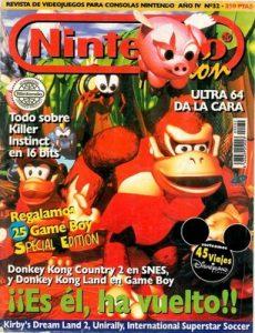 Nintendo Accion N°32 – Año 4 [PDF]