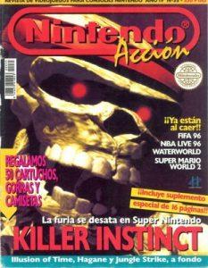 Nintendo Accion N°35 – Año 4 [PDF]