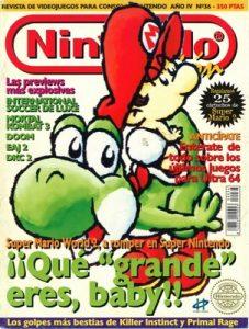 Nintendo Accion N°36 – Año 4 [PDF]