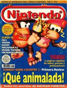 Nintendo Accion N°37 – Año 4 [PDF]