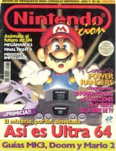 Nintendo Accion N°38 – Año 5 [PDF]