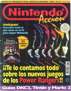Nintendo Accion N°39 – Año 5 [PDF]