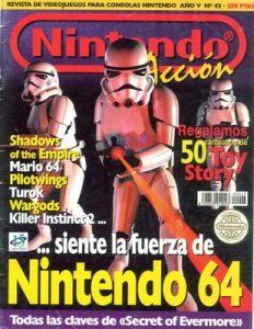 Nintendo Accion N°43 – Año 5 [PDF]