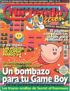 Nintendo Accion N°44 – Año 5 [PDF]
