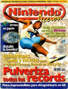 Nintendo Accion N°45 – Año 5 [PDF]