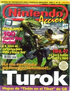 Nintendo Accion N°47 – Año 5 [PDF]