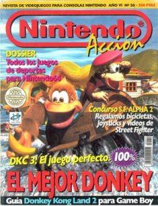 Nintendo Accion N°50 – Año 6 [PDF]