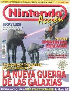 Nintendo Accion N°52 – Año 6 [PDF]