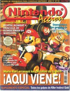 Nintendo Accion N°55 – Año 6 [PDF]