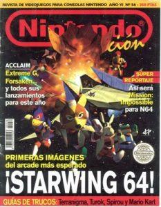 Nintendo Accion N°56 – Año 6 [PDF]