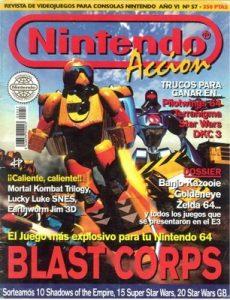 Nintendo Accion N°57 – Año 6 [PDF]