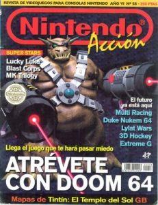 Nintendo Accion N°58 – Año 6 [PDF]