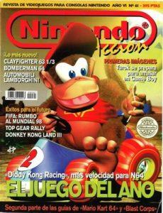 Nintendo Accion N°61 – Año 6 [PDF]