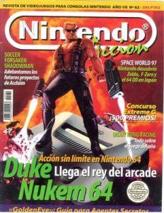 Nintendo Accion N°62 – Año 7 [PDF]