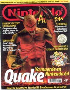 Nintendo Accion N°65 – Año 7 [PDF]