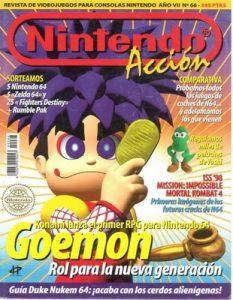 Nintendo Accion N°66 – Año 7 [PDF]