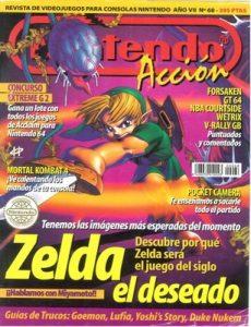 Nintendo Accion N°68 – Año 7 [PDF]