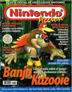 Nintendo Accion N°69 – Año 7 [PDF]