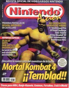 Nintendo Accion N°70 – Año 7 [PDF]