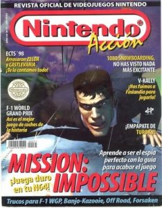 Nintendo Accion N°71 – Año 7 [PDF]
