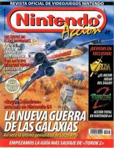 Nintendo Accion N°73 – Año 7 [PDF]
