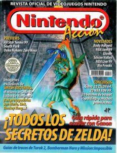 Nintendo Accion N°74 – Año 8 [PDF]
