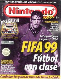 Nintendo Accion N°75 – Año 8 [PDF]