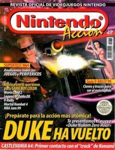 Nintendo Accion N°76 – Año 8 [PDF]