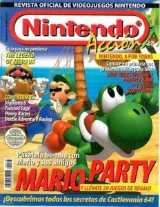 Nintendo Accion N°78 – Año 8 [PDF]