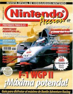 Nintendo Accion N°79 – Año 8 [PDF]