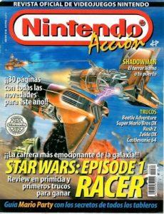 Nintendo Accion N°80 – Año 8 [PDF]