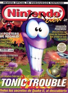 Nintendo Accion N°82 – Año 8 [PDF]