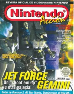 Nintendo Accion N°84 – Año 8 [PDF]