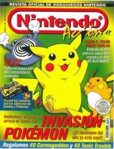 Nintendo Accion N°85 – Año 8 [PDF]