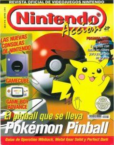 Nintendo Accion N°95 – Año 9 [PDF]