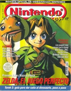Nintendo Accion N°96 – Año 9 [PDF]