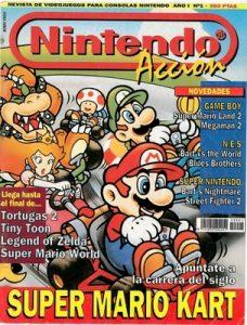 Nintendo Accion Número 01 – Año 1 [PDF]