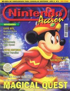 Nintendo Accion Número 03 – Año 2 [PDF]