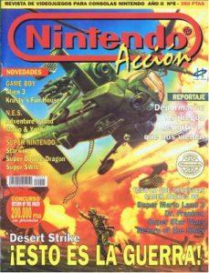 Nintendo Accion Número 05 – Año 2 [PDF]