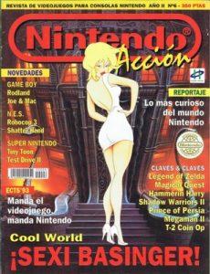 Nintendo Accion Número 06 – Año 2 [PDF]