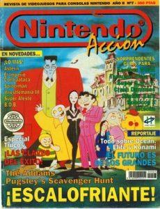 Nintendo Accion Número 07 – Año 2 [PDF]