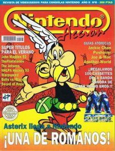 Nintendo Accion Número 08 – Año 2 [PDF]