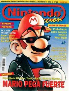 Nintendo Accion Número 10 – Año 2 [PDF]
