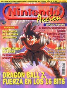 Nintendo Accion Número 12 – Año 2 [PDF]