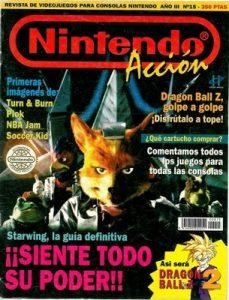 Nintendo Accion Número 15 – Año 3 [PDF]