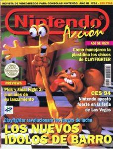 Nintendo Accion Número 16 – Año 3 [PDF]