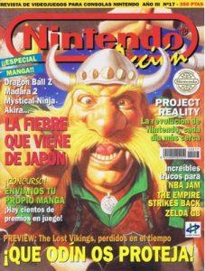 Nintendo Accion Número 17 – Año 3 [PDF]